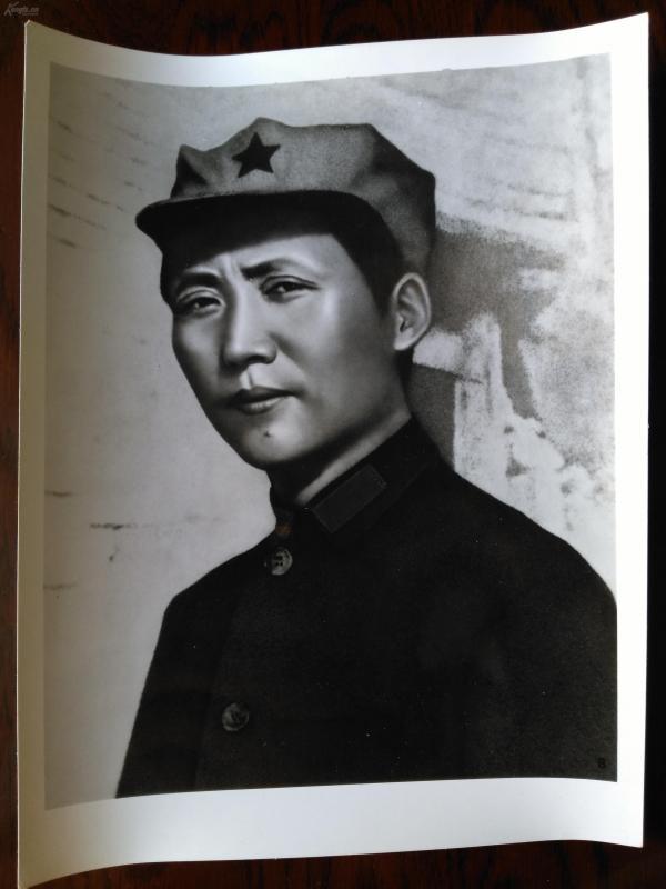 新华社新闻照片— 伟大领袖毛主席永远活在我们心中( 照片8寸 64张全)