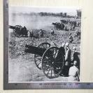 黑白老照片·辽西战役中我军之炮兵·大幅·315X250(mm)
