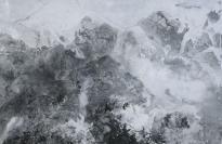 当代实力派画家、诗人 陈鱼 2019年亲笔签名高清输出版画作品《遗忘或未来之镜》一幅(作品直接得自于艺术家本人,尺寸:40*60cm,版号2/60) HXTX112112