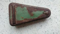"""51)1954年1月出厂     """"军用剃须刀完整带盒"""""""