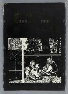 1985年 辽宁美术出版社初版 姚殿科编《朱鸣冈作品选集》八开漆布面硬精装一册 带书衣(内收四十三幅朱鸣冈精美作品) HXTX112935
