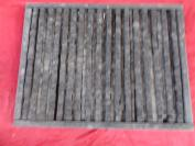 老刻字板一块,,共有活字390个字,长16cm宽34cm厚4cm,品好如图、