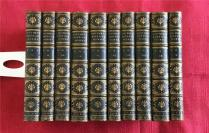《骚塞诗集》10卷全(The Poetical Works of Robert Southey 10 Vols)