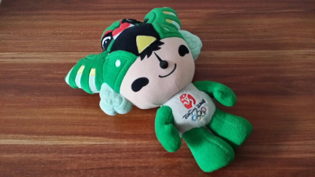 2008年北京奥运会吉祥物 妮妮(正版)图片