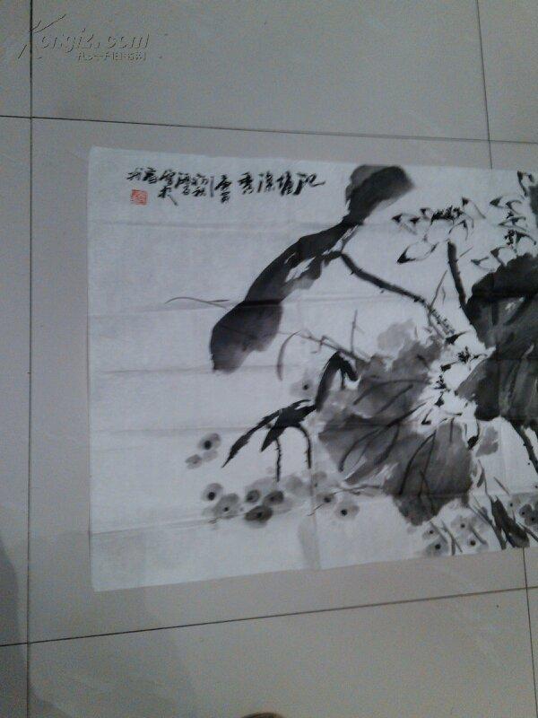 【图】名人字画:刘鸿谷国画图片