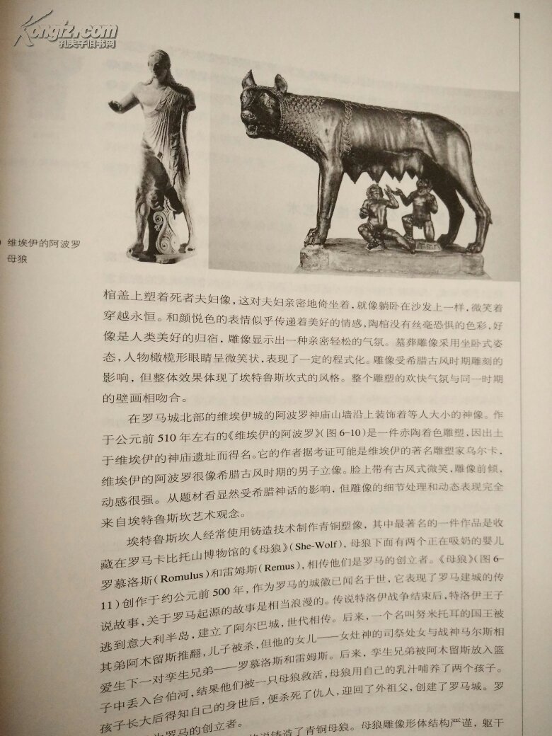 【图】西方美术史_价格:35.00图片