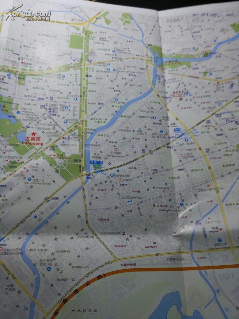 龙岗地图全图-龙岗区地图高清,深圳龙岗地图高清,深圳
