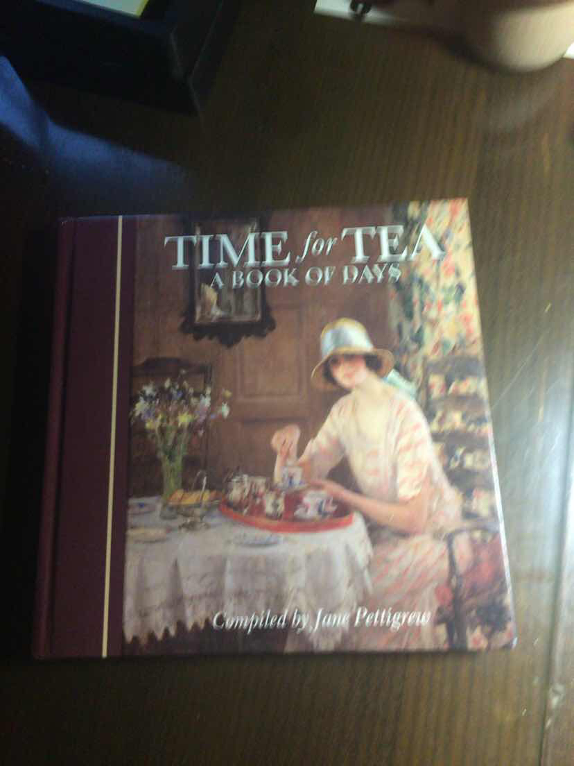 Time for Tea:ABook Of Days