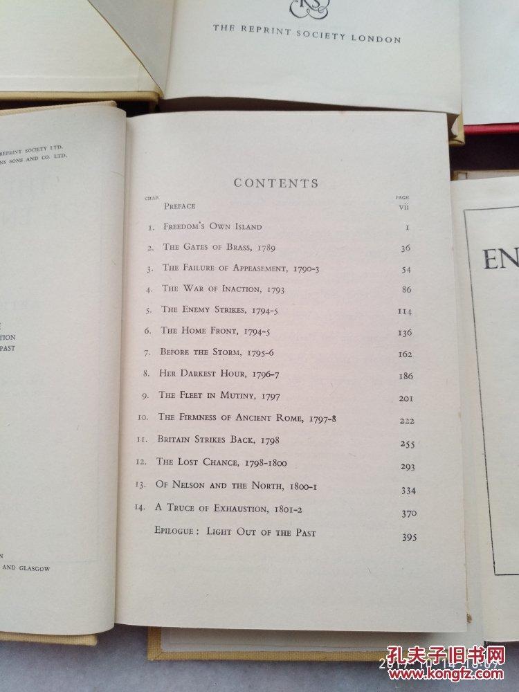 【图】英文表情原版书历史精装32开本5册合售你的图一口布面包亲图片
