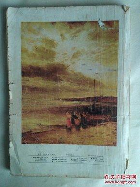 大型青年文学季刊江南1983年增刊 中篇小说专辑 沈治平 古井 汪雷 问图片