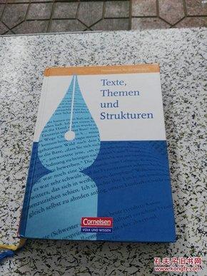 Texte,Themen und Strukturen(原版精装)