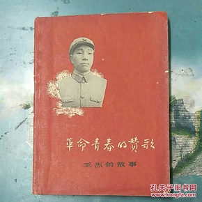 革命青春的赞歌王杰的故事