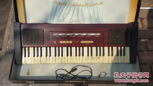老式电子琴