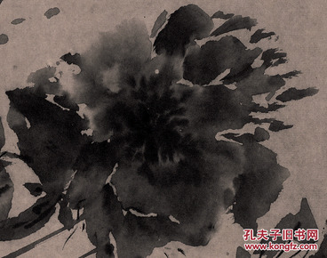 徐渭_青藤真迹杂花图卷   全卷30*1732.73厘米,原大原色宣纸微喷印制。