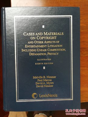 Cases and materials on copyright and other aspects of entertainment litigation