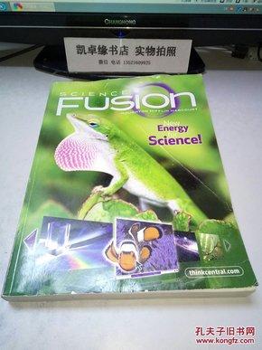Science Fusion Grade 3