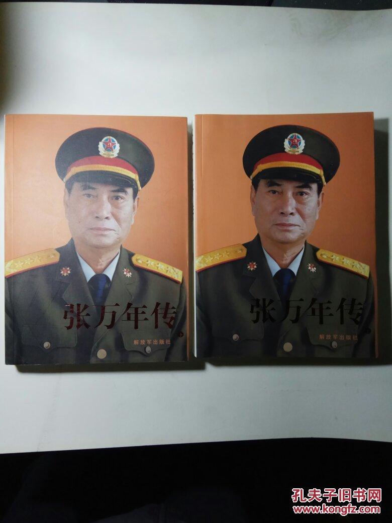 张万年传(上下全二册)