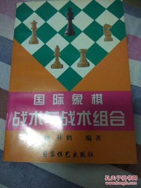 国际象棋战术与战术组合图片