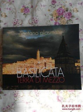 意大利语原版【GAETANO PIASMATI BASILICATA TERRA DIMEZZO  】piasmati巴西利卡塔地切一半4-3
