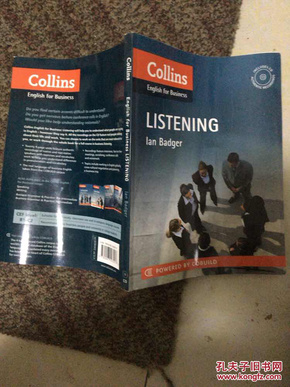 Collins English for Business: Listening (Collins Business Skills)