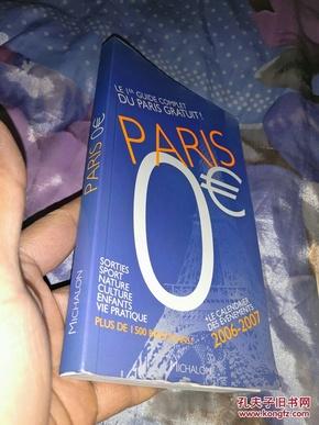 Paris 0€:Le 1Er Guide Complet Du Paris Gratuit