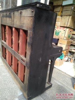 老钢琴 strauss尺寸145*128*65厘米