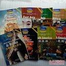 国家地理 科学探索丛书(英文注释):东亚、非洲、西亚、北美洲、南美洲、古希腊和古罗马、文明的起源、发现世界   8本合售