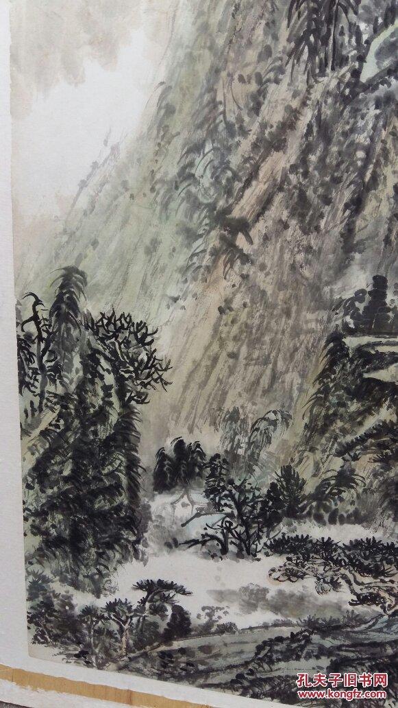 安徽著名画家,合肥美协理事,赖少其艺术馆馆长(万运超图片