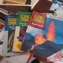 英文原版PRENTICE HALL SCIENCE EXPLOER Inside Earth,From Bactera to Plants, Sound and Lighr三本合售