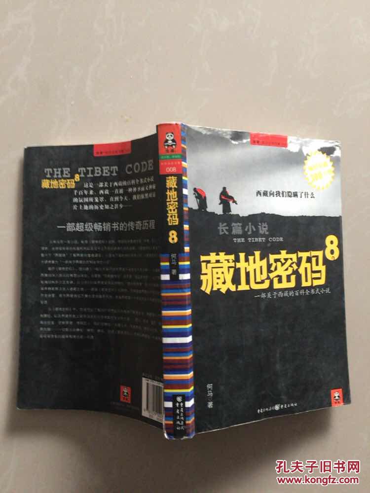 藏地密码(1-10)册 10本 全套