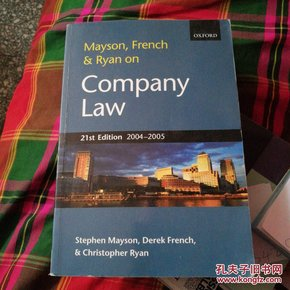 Mayson French & Ryan on Company Law