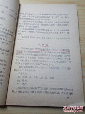 [现代汉语语法基础知识]汉语语法基础知识