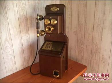 日本电话机 浪漫电话机