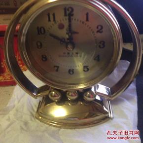 火车头牌闹钟(东方红一号发射成功纪念款)