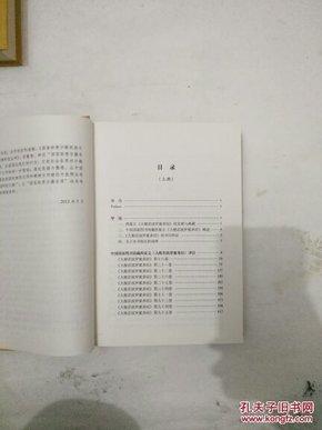 书架号A区 中国国家图书馆藏西夏文 大般若波罗密多经 研究 上,下,