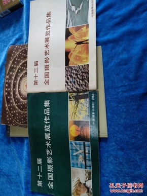 第12.13届摄影艺木展览作品,合出