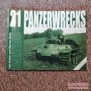 英文原版:Panzerwrecks(二战老照片集21)