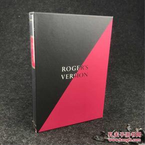 【限量签名本】约翰·厄普代克亲笔签名本《罗杰教授的版本》 Roger's Version 初版初印,1986年英文原版精装毛边本,限量编号350册,非常少见 特种纸,品佳【国内现货】