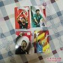 足球俱乐部 2008门将队长系列套卡 【1-4全】