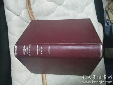 LEHRBUCH DER KINDER-HEILKUND(1939年印刷 16开精装)