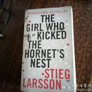 The girl who kicked the hornet's nest (国内印刷)