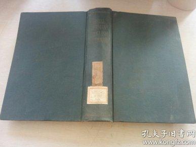 凯塞耳德英辞典(德文原版)(馆藏)