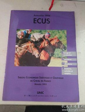 tableau   economique   statistique   et graphique  du   cheval en   france  données 1993