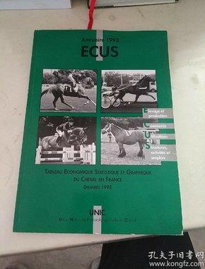 tableau   economique   statistique   et graphique  du   cheval en   france  données 1992