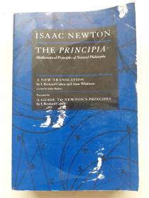 The Principia : Mathematical Principles of Natural Philosophy自然哲学的数学原理