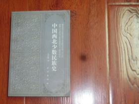 中国西北少数民族史