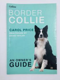 Border Collie (Collins Dog Owner's Guide)  边境牧羊犬