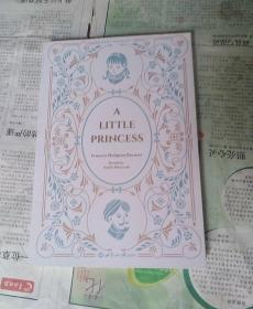 英文书:小公主 A LITTLE  PRINCESS