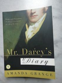 Mr. Darcys Diary: A Novel