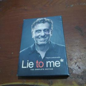 Lie to me   5张DVD